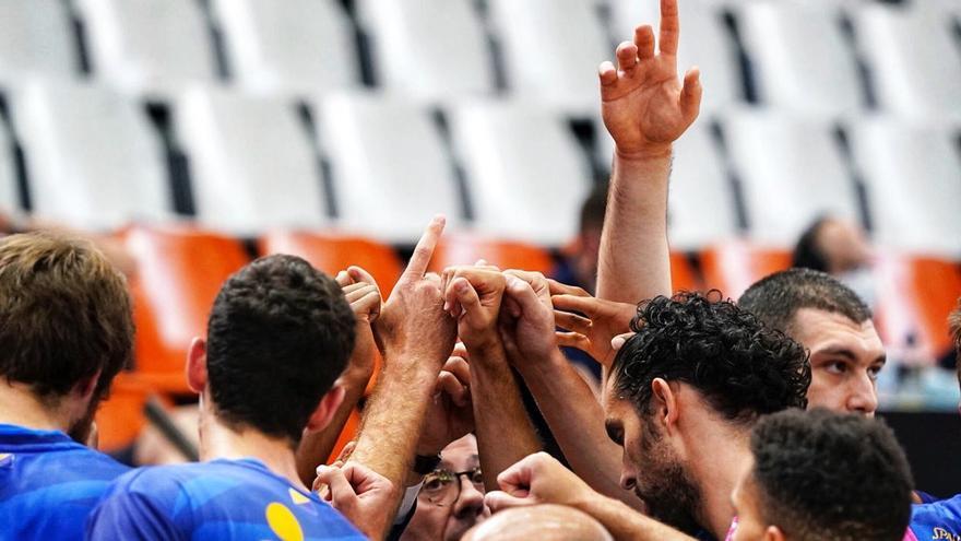El Granca arranca la Eurocopa en Grecia
