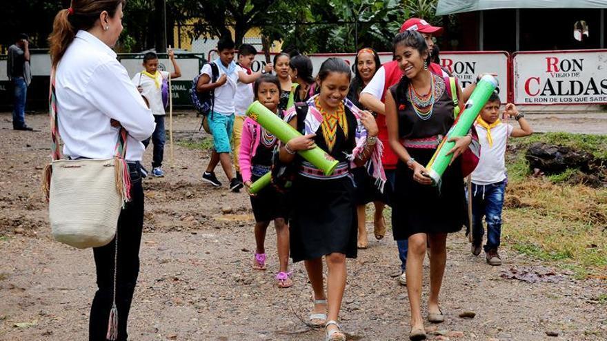 A las mujeres de Caquetá el conflicto armado las dejó sin lágrimas