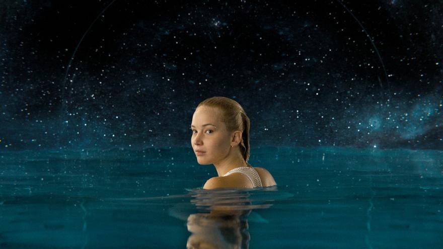 Jennifer Lawrence, en 'Passengers'