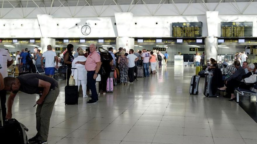 El aeropuerto de Gran Canaria rebasa por primera vez los 13 millones de pasajeros