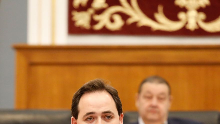 El diputado del PP Francisco Núñez