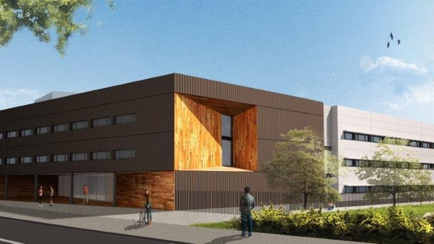 Gobierno vasco financia con 13,6 millones la construcción del nuevo Instituto de Secundaria para Zabalgana (Vitoria)
