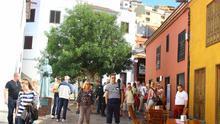 Mayo cierra con buenos datos turísticos para La Gomera