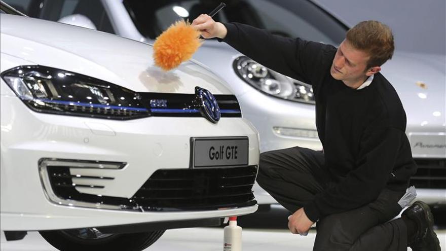 Volkswagen invertirá 85.600 millones de euros en los próximos cinco años