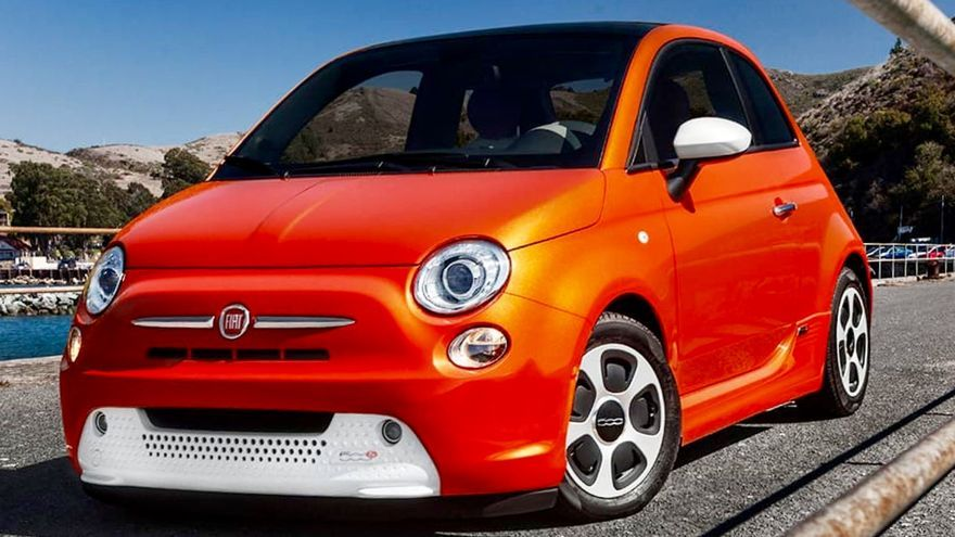 Está previsto que el 500 eléctrico conviva con las variantes convencionales con motores de gasolina, diésel y GLP.
