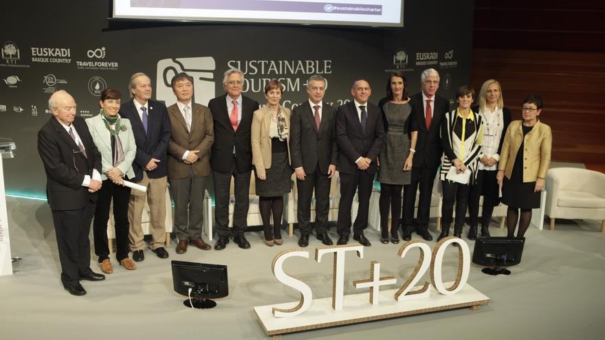 Expertos de todo el mundo acuerdan en Vitoria la nueva 'Carta Mundial del Turismo Sostenible'