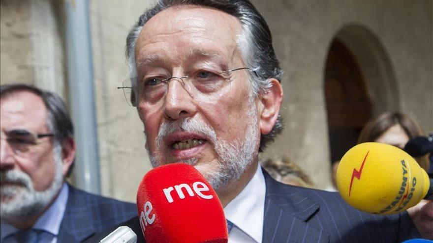 El vicealcalde de Valencia pide al juez dejar de estar imputado en Nóos