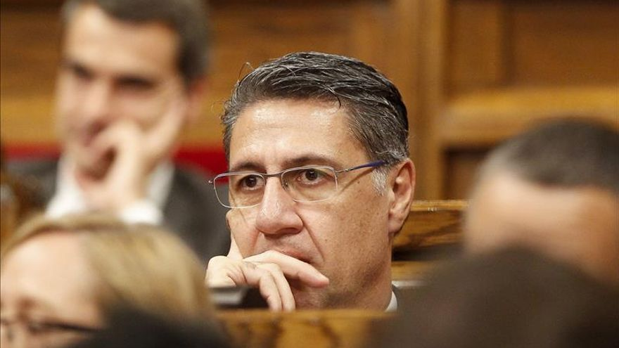 """El PPC pide a un Mas """"agónico"""" que abandone su aspiración a seguir de president"""