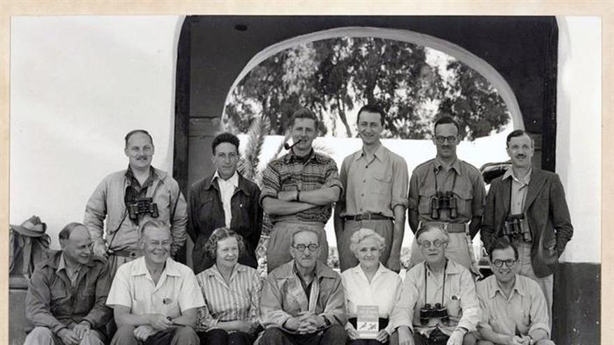 Fallece el ornitólogo James Ferguson-Lees, el último pionero de Doñana