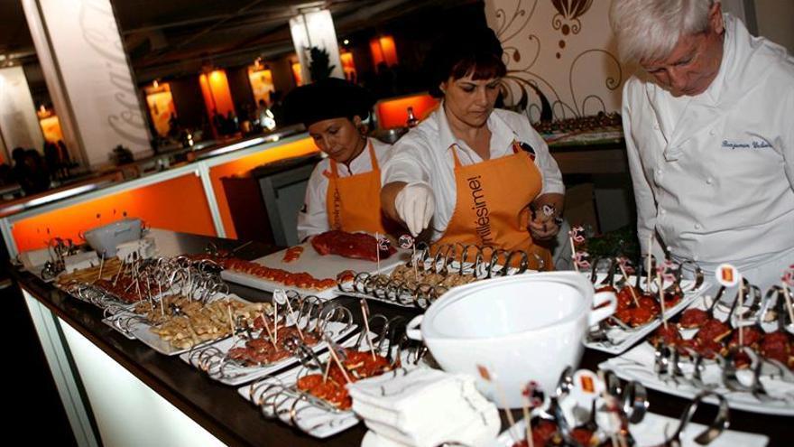 El primer español en lograr tres estrellas opta al Premio Nacional Gastronomía