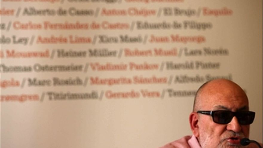 Gerardo Vera, director del CDN