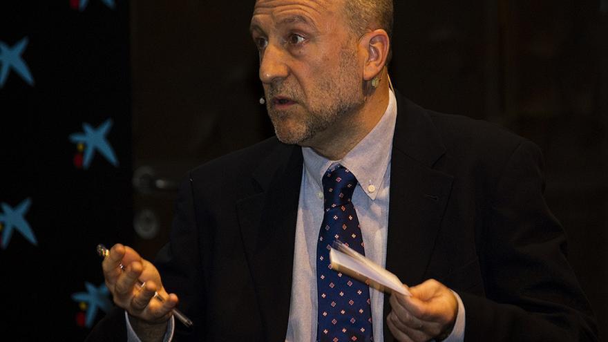 Manuel Villoria, catedrático y miembro del Consejo de Dirección de Transparencia Internacional. / Eventos UC3M