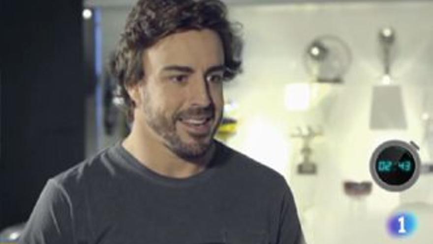 ¿Cómo le fue a Alonso como concursante de 'Desafía tu mente'?
