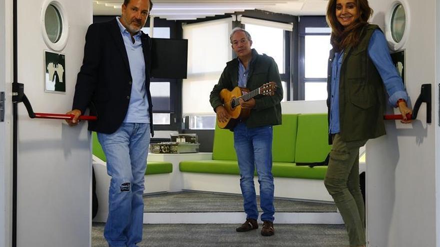 Materia Prima celebra 25 años de carrera con el flamenco de Morente y otros