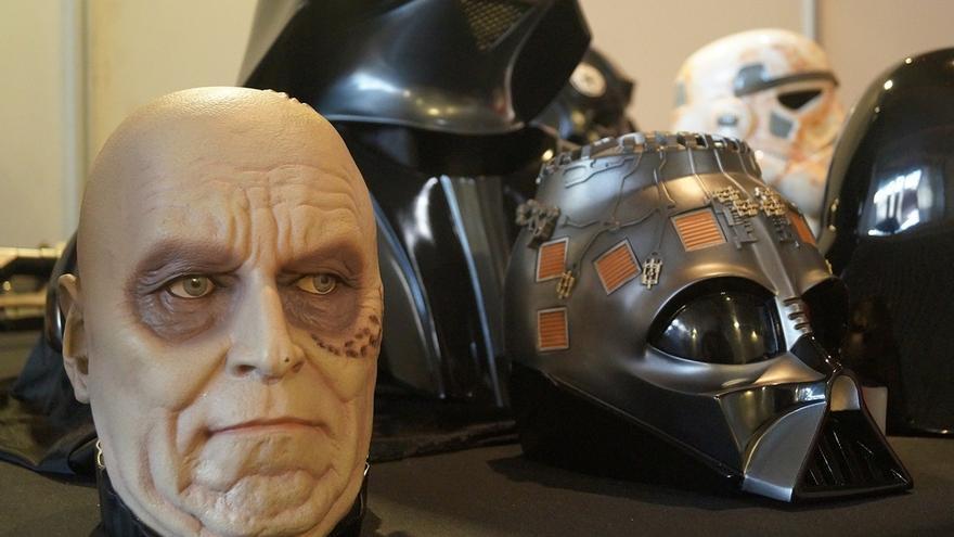 Más de 7.000 personas han visitado la exposición sobre Star Wars en Santander