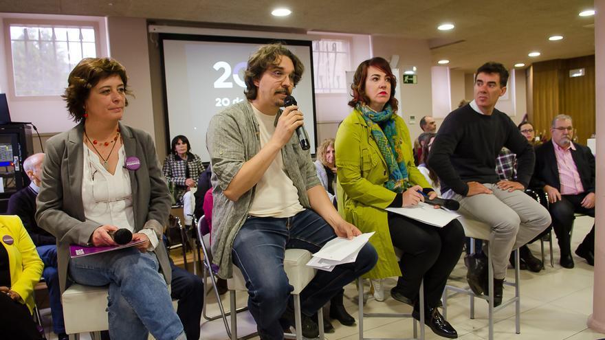 Candidatura de Podemos en Navarra