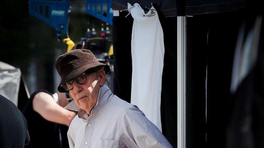Woody Allen, en el epicentro del verano donostiarra