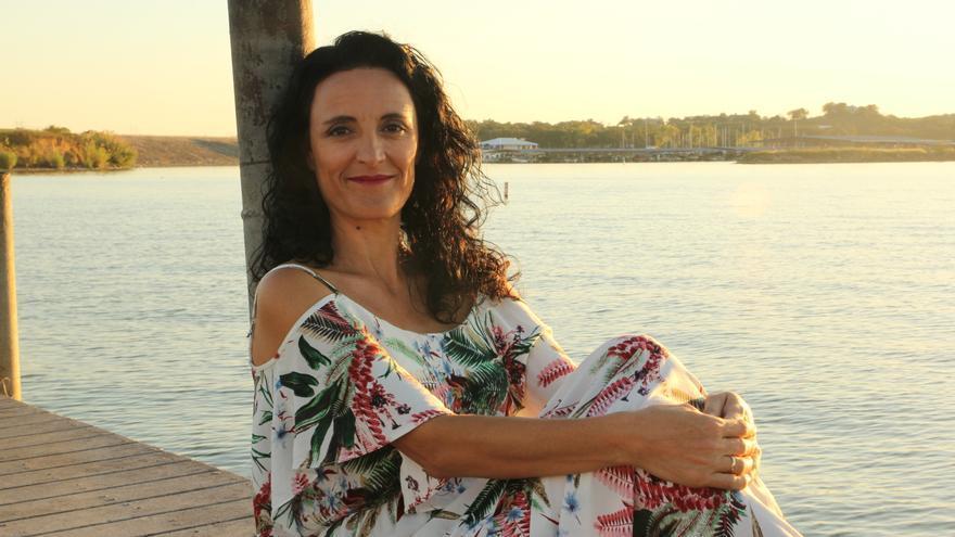 Ana García García, periodista que reside en Telde (Gran Canaria)