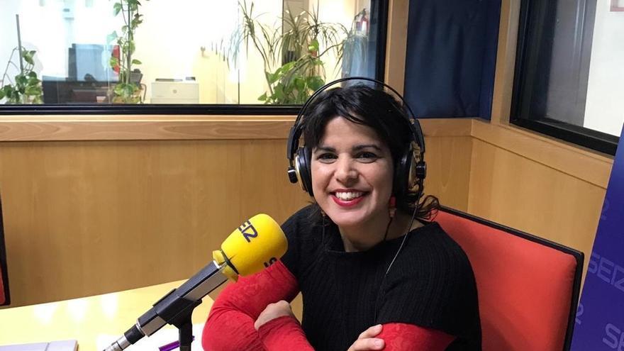 """Teresa Rodríguez no desvela si optará a repetir como líder de Podemos Andalucía: """"Hay que garantizar el relevo"""""""