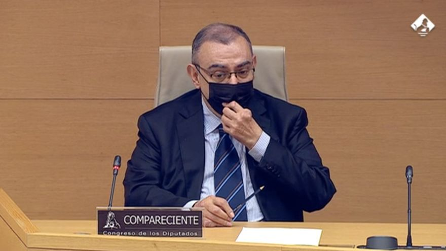VIDEO |  A Kitchen commissioner declares in Congress that Rajoy, Cospedal and Fernández Díaz were aware of the operation