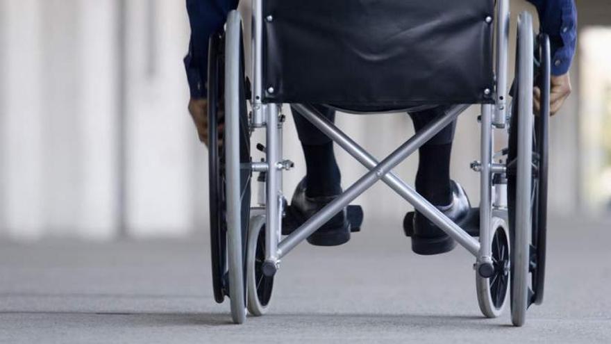 Los discapacitados en Aragón suelen firmar contratos temporales.