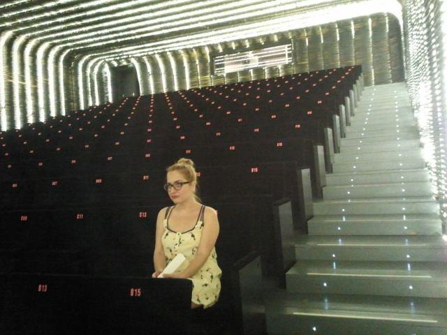 15. Sala de Cine
