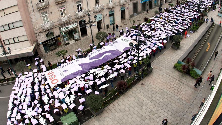 Diversos actos conmemoran el Día Internacional contra la Violencia de Género