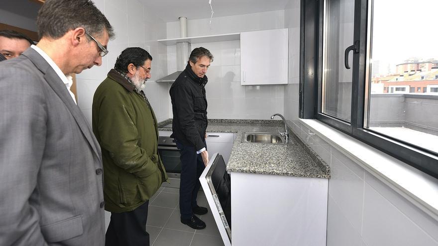 Las 41 VPO en alquiler con opción a compra de La Albericia se entregarán en mayo