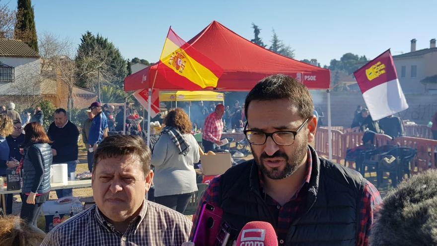 Sergio Gutiérrez, hoy en Cobisa (Toledo)