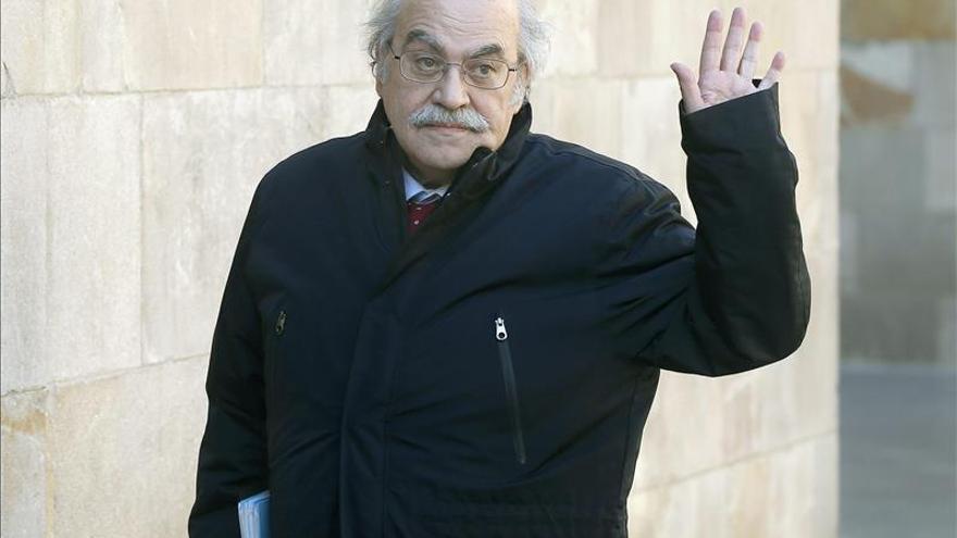 La Generalitat gastó 1,9 millones de euros en el 9N, según el conseller de Economía