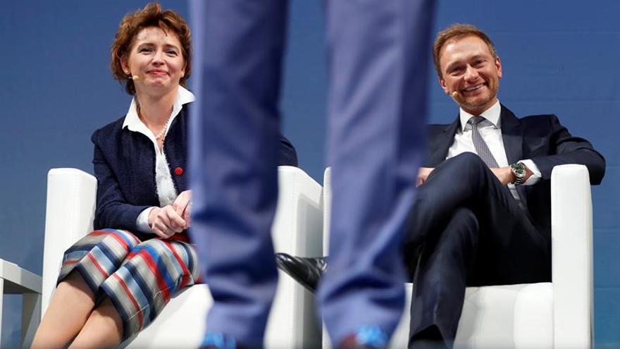 Los liberales alemanes aprueban su programa electoral para regresar al Parlamento