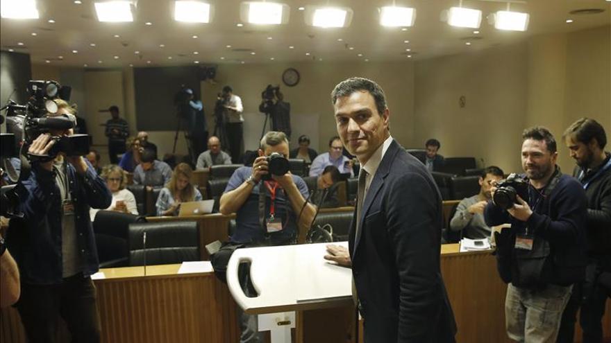 """Sánchez: """"Esto empieza bien"""""""