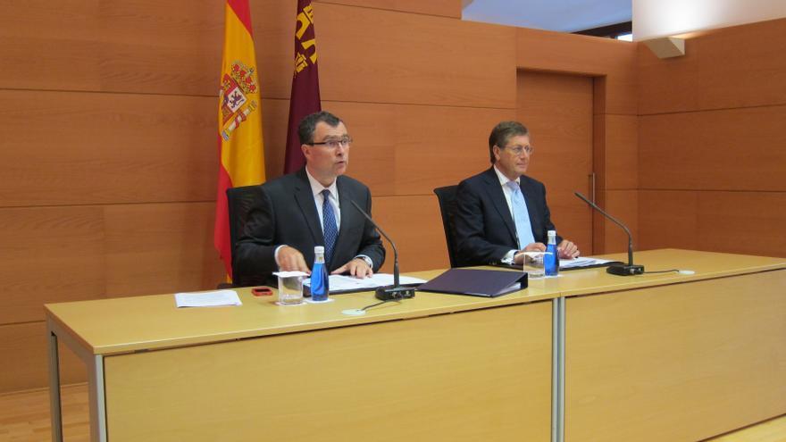 Murcia rebaja a 527 millones de euros su petición al Fondo de Liquidez Autonómica