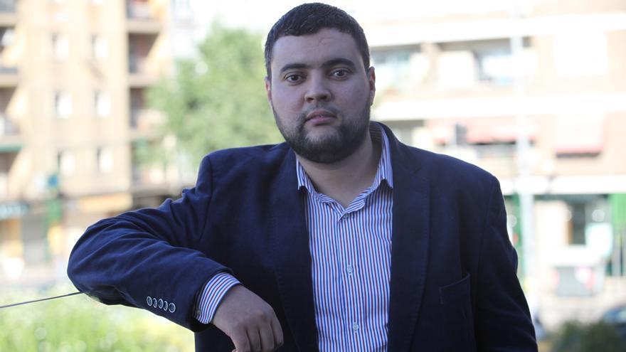Abdelaziz Hammaoui, presidente del Centro Cultural Islámico de Valencia