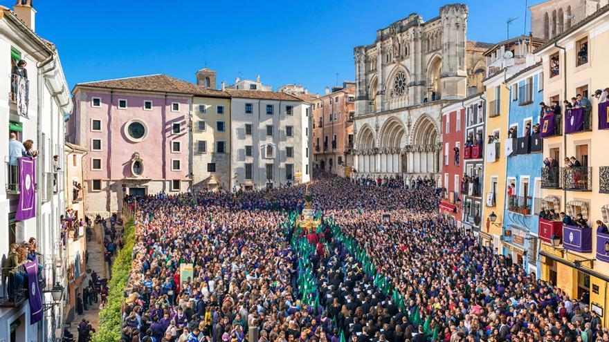 MAPA | Albacete y Cuenca: tambores y las Turbas, la esencia de la Semana Santa