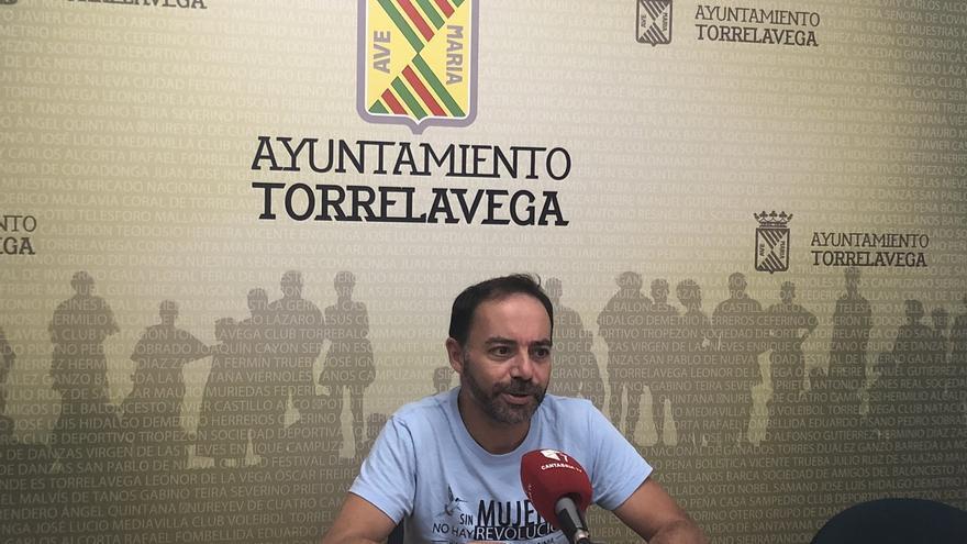 Iván Martínez repetirá como candidato de ACpT a la Alcaldía de Torrelavega