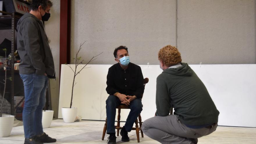 Documental sobre el pintor Pedro Cano