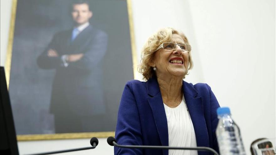 El PP acusa a Carmena de pagar de golpe 500.000 euros de hipoteca antes de las elecciones