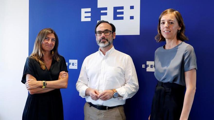 El presidente de Efe firma un compromiso para impulsar la igualdad en la Agencia