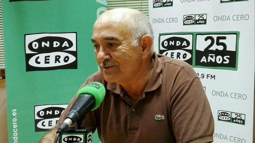 El expresidente Garre ha hablado por primera vez desde que abandonó la presidencia / Imagen: Onda Cero