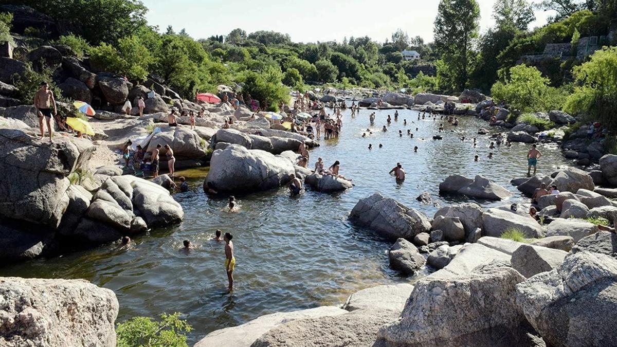 Córdoba estuvo muy concurrida por turistas el fin de semana largo.