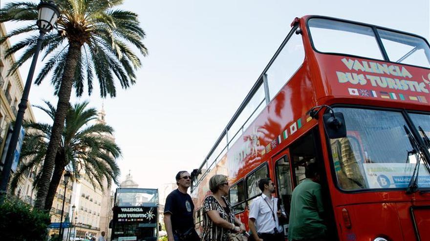 Las pernoctaciones hoteleras de extranjeros marcaron su máximo en 2012
