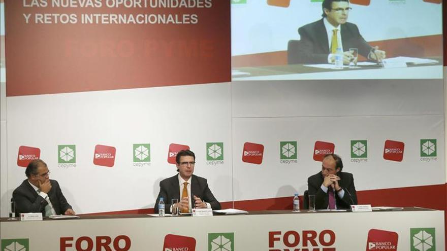 Soria dice que el margen en carburantes de España se ha acercado al de Europa