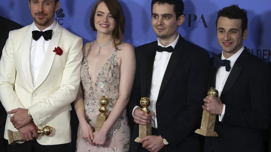 """""""La La Land"""", gran favorita de los Bafta británicos con once nominaciones"""