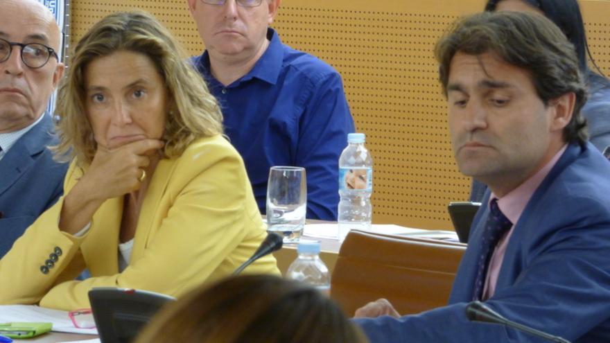 Manuel Fernández Vega fue el encargado de defender la propuesta del PP
