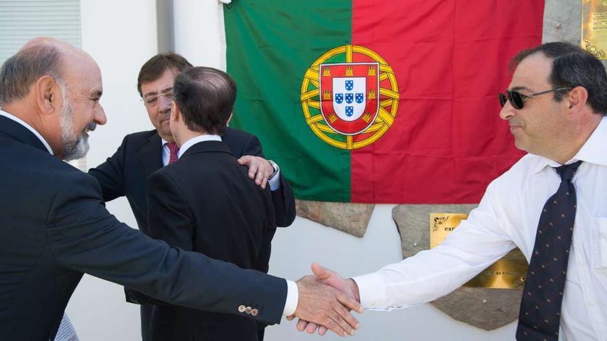 Fernández Vara Barrancos Portugal