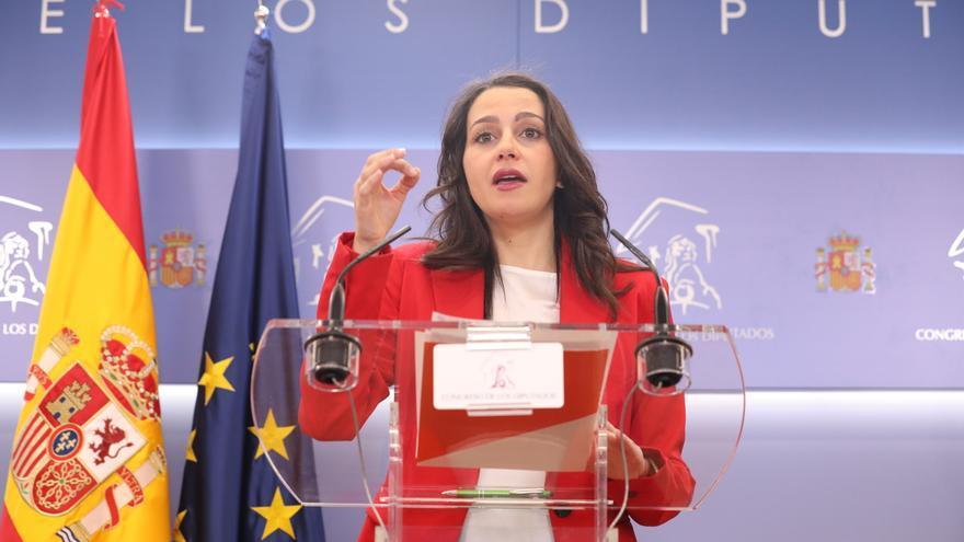 Cs pide en el Congreso medidas para proteger a los menores contra la explotación sexual tras los casos en Mallorca