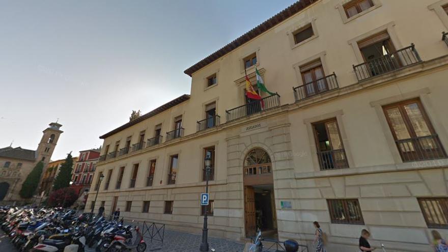 Juzgados de Granada
