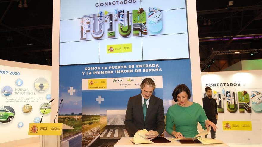 Fomento rehabilitará la biblioteca Menéndez Pelayo y Palacio de Cortiguera y ampliará el MAS en Santander