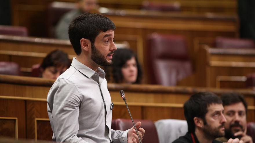 """El diputado Pablo Bustinduy encabeza una lista """"de unidad"""" en Podemos para las elecciones europeas de 2019"""
